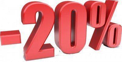 Хотите получить скидку 20% на кинезио тейпы? Тогда участвуйте в нашей акции!