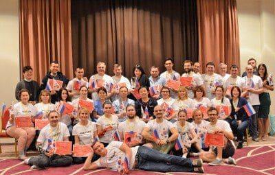18-19 февраля в г. Москве состоялся первый семинар из полного обучающего курса по Балансирующему Тейпированию