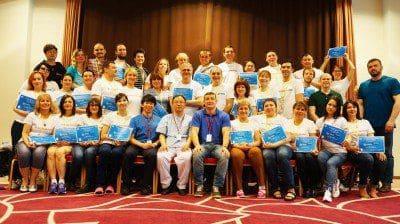 22-23 апреля в Москве состоялся первый в Мире семинар по Кросстейпированию от создателей кросс тейпов!