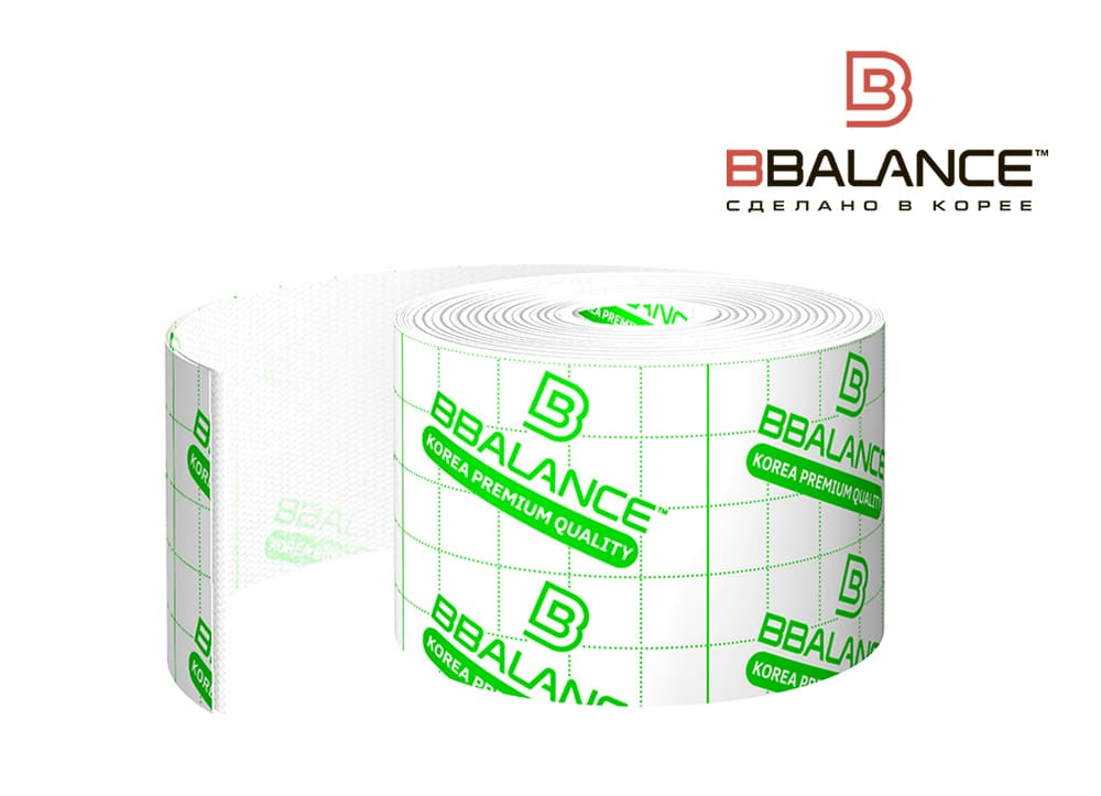 Эксклюзив от компании BBalance! В ассортименте BBTape.ru появился подкладочный материал для тейпов! Фото-2