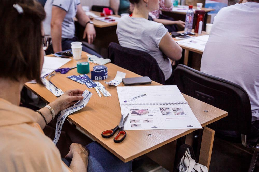 Кинезио тейп — пластырь от боли в мышцах и суставах Фото-7