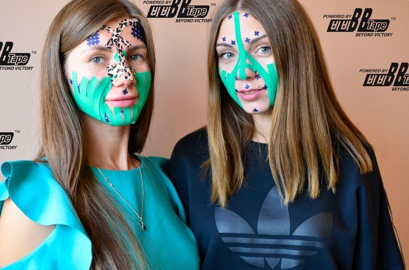 5 причин использовать тейпы для лица Фото-1