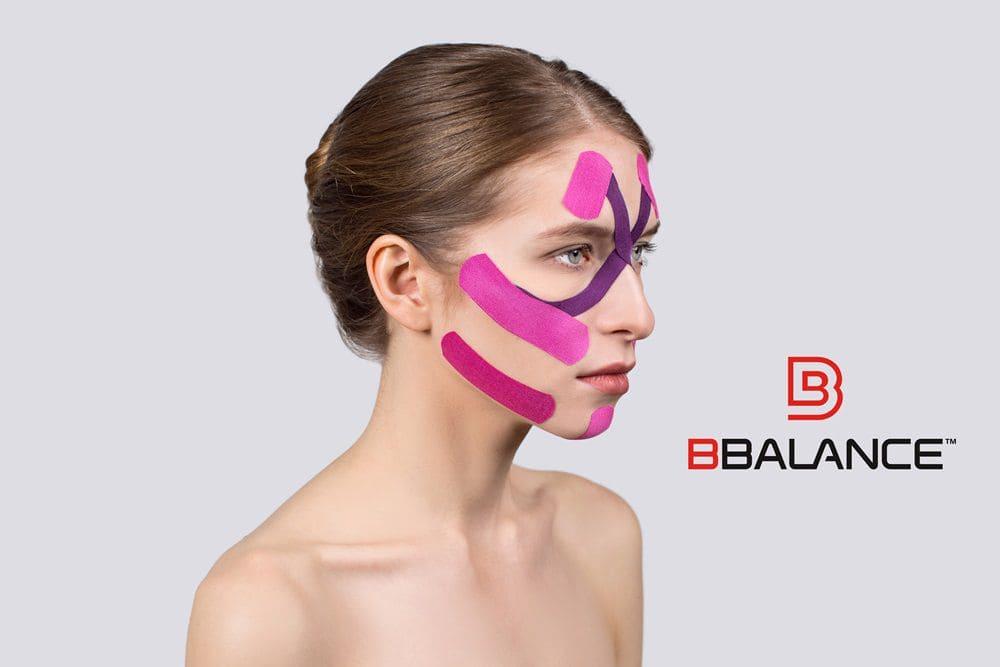 Обучающие семинары Эстетическое тейпирование лица BBTape Face Taping Фото-6