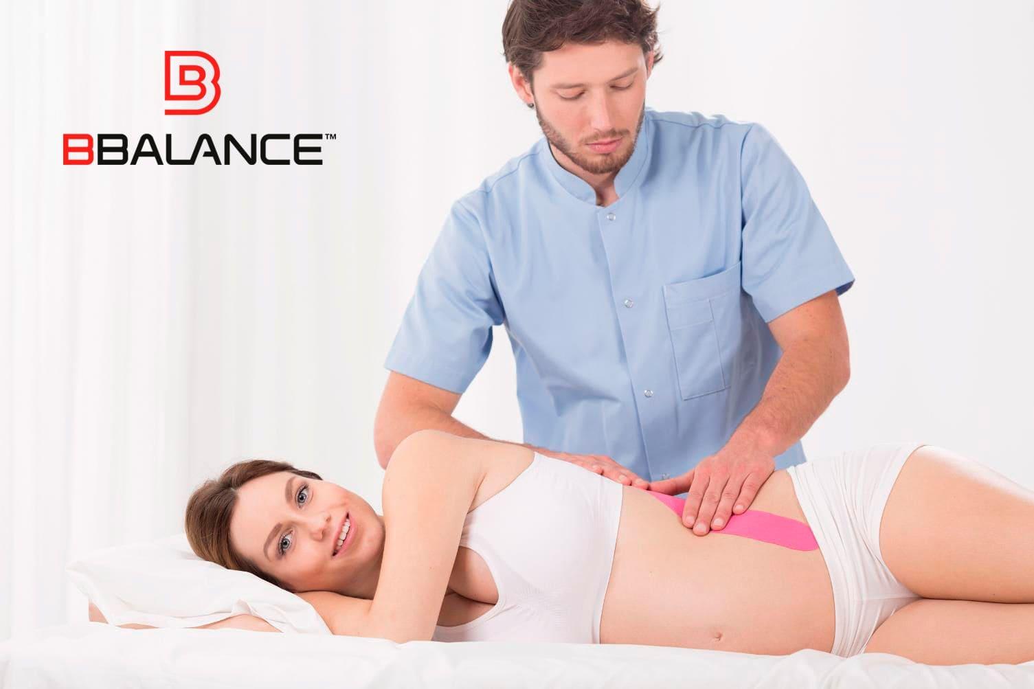 Обучающие семинары по тейпированию в период беременности BBTape Pregnancy г. Москва Фото-1