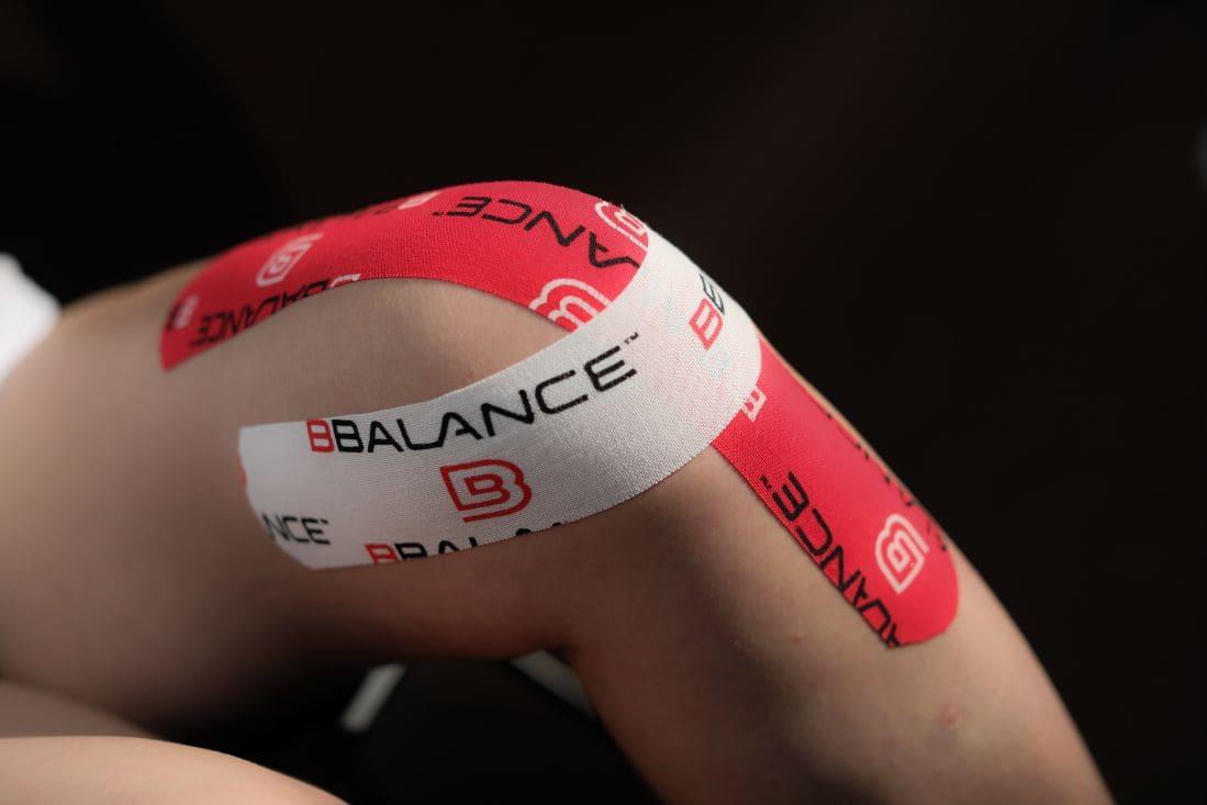 Тейпирование внутренней боковой связки колена Фото-7