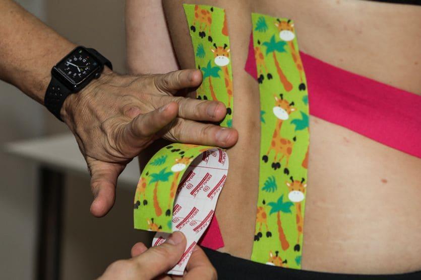 Спортивный пластырь для снятия боли Фото-3