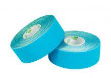 Набор кинезио тейпов для лица BB FACE TAPE™ 2,5 см × 10 м голубой Фото 3