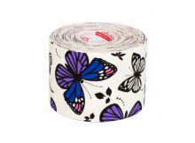 Кинезио тейп BBTape™ 5см × 5м бабочки Фото 2