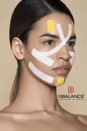 Тейп для лица BB FACE TAPE™ 5 см × 5 м хлопок белый Фото 2