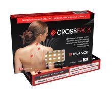 Набор кросс тейпов BB CROSS PACK™ (3 размера в упаковке) бежевый Фото 3