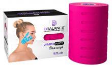 Перфорированный тейп для лица BB LYMPH FACE™ 10 см × 5 м розовый Фото 2