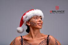 Тейп для лица BB FACE TAPE™ 5 см × 5 м хлопок леопард Фото 3