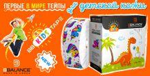 Кинезио тейп BBTape™ 5см × 17м единороги белый (серия KIDS) Фото 3