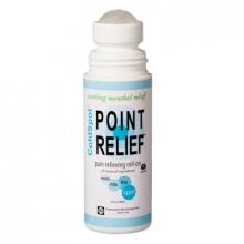 Обезболивающий гель Cold Spot Point Relief с роликом (90 мл) Фото 2