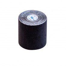 Кинезио тейп BBTape™ МАХ 7,5см × 5м черный Фото 2