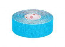 Кинезио тейп BBTape™ 2,5см × 5м голубой Фото 2