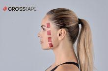 Кросс тейпы BB CROSS TAPE™ 2,1 см x 2,7 см (размер А) красный Фото 3