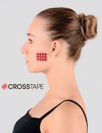 Кросс тейпы BB CROSS TAPE™ 2,8 см x 3,6 см (размер B) красный Фото 3