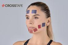 Кросс тейпы BB CROSS TAPE™ 2,8 см x 3,6 см (размер B) синий Фото 5