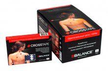 Кросс тейпы BB CROSS TAPE™ 4,9 см x 5,2 см (размер С) красный Фото 2