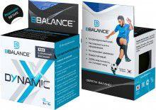 Нейлоновый кинезио BBTape™ Dynamic Tape MAX 5см × 5м темно-синий Фото 2