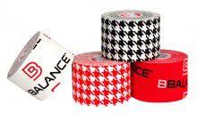 Кинезио тейп BBTape™ 5см × 5м лого красный Фото 3