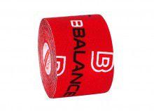 Кинезио тейп BBTape™ 5см × 5м лого красный Фото 7