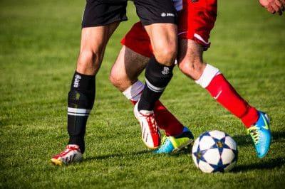Травмы в футболе