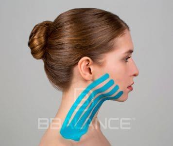 Инструкция по применению тейпа для лица для снятия отеков после операций и хирургических (стоматологических) вмешательств
