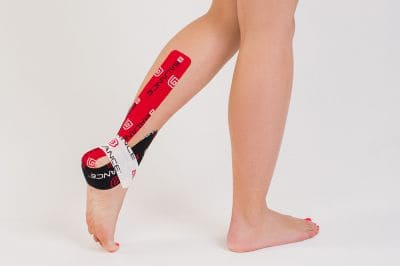 Открыта запись на онлайн-интенсив «Комплексная реабилитация голеностопного сустава посредством кинезио- и кросстейпирования»