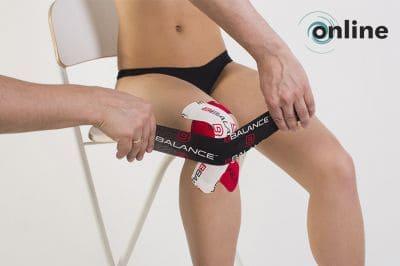 Онлайн-интенсив «Комплексная реабилитация коленного сустава посредством кинезио и кросс тейпирования»