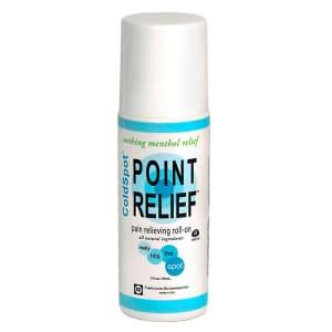 Обезболивающий гель Cold Spot Point Relief с роликом (90 мл) Фото 1
