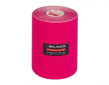 Кинезио тейп BBTape™ 10см × 5м розовый Фото 1