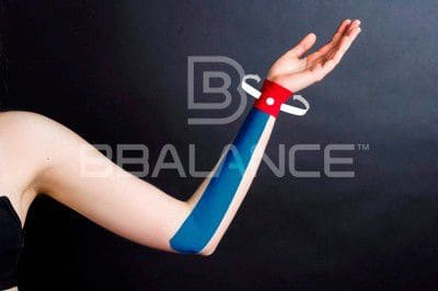 Инструкция по применению кинезио тейпа на лучезапястный сустав (кисть)