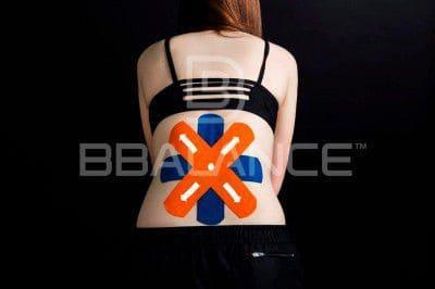 Инструкция по применению кинезио тейпа при болях в спине и пояснице