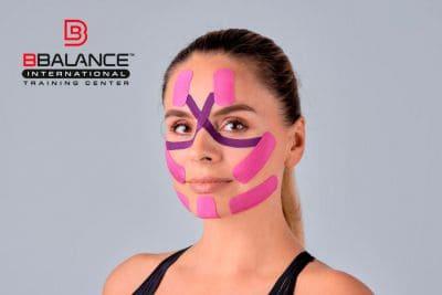 Обучающие семинары Эстетическое тейпирование лица BBTape Face Taping